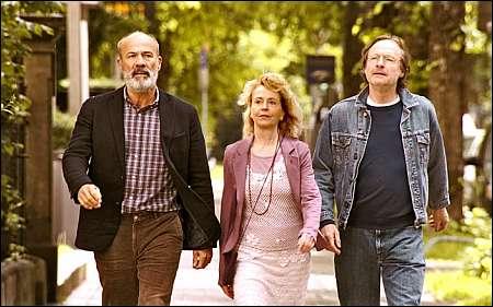 Heiner Lauterbach, Gisela Schneeberger, Michael Wittenborn © filmcoopi