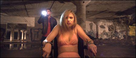 'It Follows' Jake Weary und Maika Monroe
