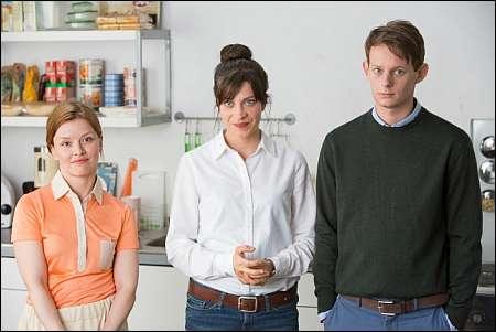 Karoline Schuch, Claudia Eisinger, Patrick Güldenberg © filmcoopi
