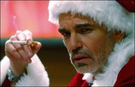 'Bad Santa' mit Billy Bob Thornton von 2003