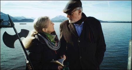 Esther Gemsch und Klaus Wildbolz © Frenetic