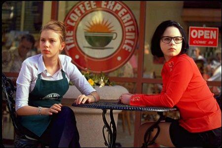 Scarlett Johansson und Thora Birch in 'Ghost World'