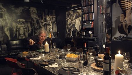 HR Giger in 'Dark Star' © frenetic