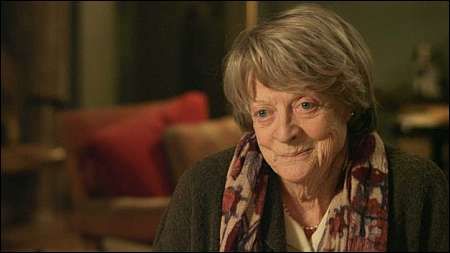 Dame Maggie Smith in 'My Old Lady' © Ascot-Elite