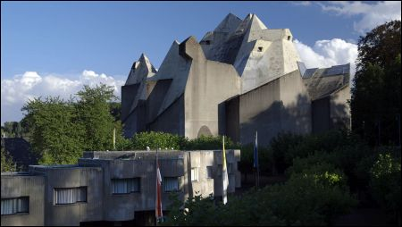 Wallfahrtskirche Neviges © Cineworx