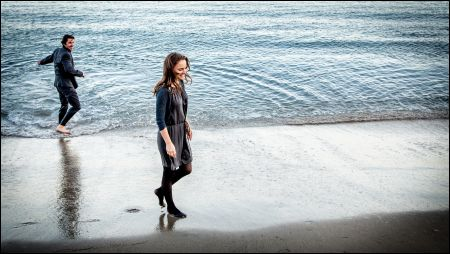 Christian Bale und Natalie Portman in 'Knight of Cups'  © Dogwood Pictures