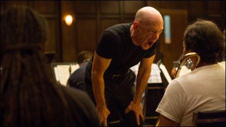 JK Simmons in 'Whiplash' von Damien Chazelle © Ascot-Elite