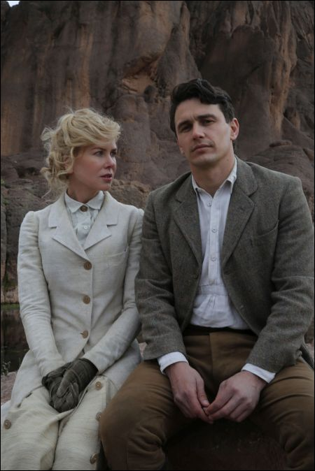 Nicole Kidman James Franco Queen of the Desert von Werner Herzog © 2013 QOTD 4