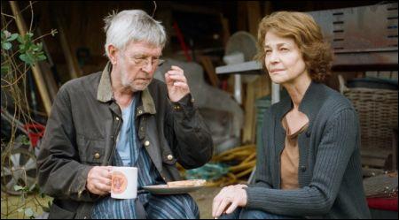 Tom Courtenay und Charlotte Rampling in '45 Years' © filmcoopi