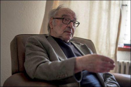 Jean-Luc Godard © Schweizer Filmpreis