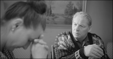 Ursula Ofner, Ben Becker © Jost Hering Filme / Prisma Film