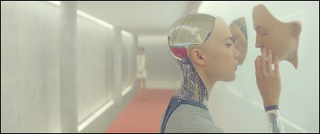 Alicia Vikander als Ava in 'Ex Machina' © 2015 Universal Pictures International Switzerland