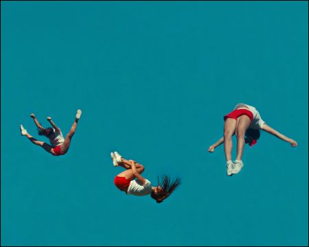 'Louder thn Bombs' von Joachim Trier Cheerleader