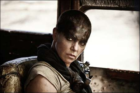 'Mad Max Fury Road' - Imperator Furiosa (Charlize Theron)