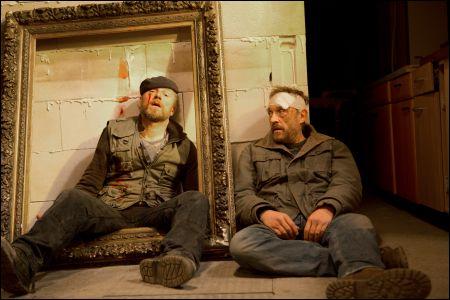 Roland Düringer und Josef Hader in 'Das ewige Leben' © Look Now