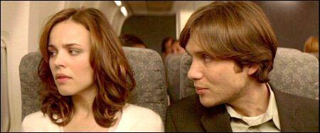 Rachel McAdams und Cillian Murphy in 'Red Eye' von 2005