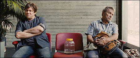 Roeland Wiesnekker und Wolfram Berger in 'Rider Jack' von This Lüscher © Vinca Film