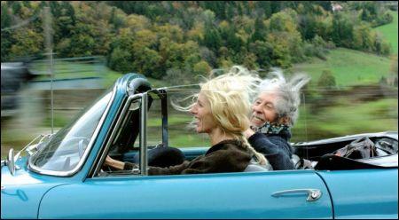 Sandrine Kiberlain und Jean Rochefort © Frenetic Films