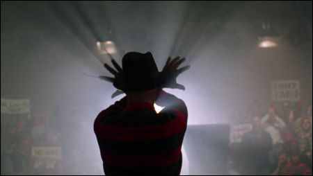 Wes Cravens populärste Schöpfung: Freddy Krueger in 'A Nightmare on Elm Street'
