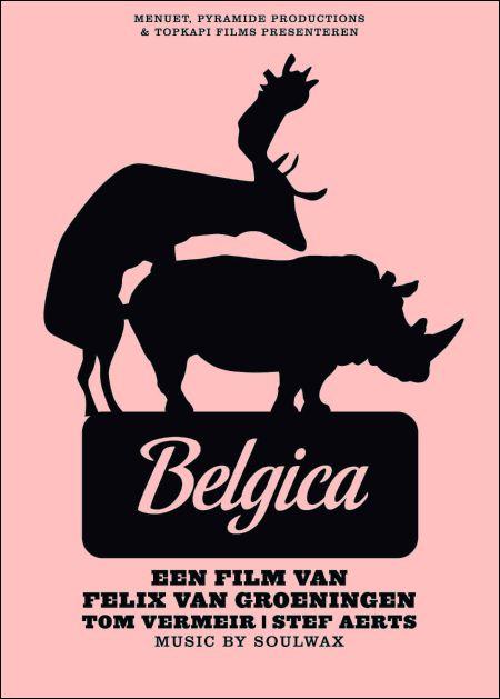Plakat 'Belgica' © filmcoopi