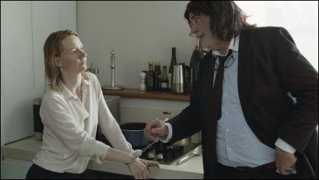 Sandra Hüller und Peter Simonischek © filmcoopi