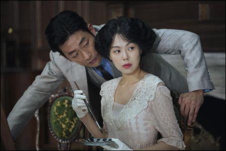 Ha Jung-Woo und Kim Min-Hee