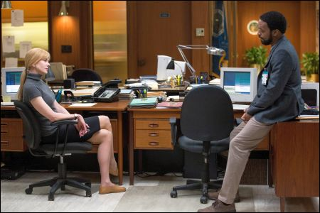 Ray Kasten (Chiwetel Ejiofor) und Claire Sloane (Nicole Kidman) © Impuls