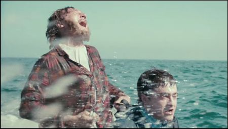 Paul Dano und Daniel Radcliffe in 'Swiss Army Man' © Ascot-Elite