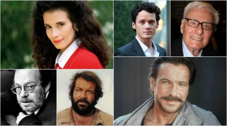 Theresa Saldana, Anton Yelchin, Peter Shaffer, Michael Herr, Bud Spencer, Götz George