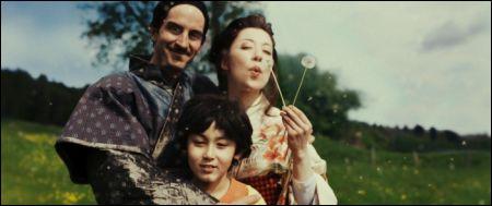 Marcus, Kyuko und Walterli in glücklicheren 'Polder'-Zeiten © filmcoopi