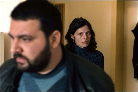 Sahin Eryilmaz (Cem), Margarita Breitkreiz (Marija) © frenetic