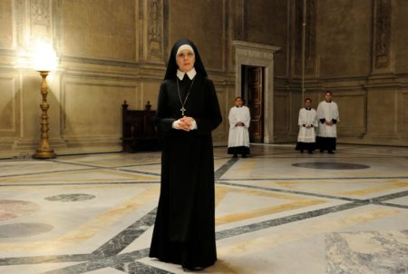 Diane Keaton im Vatikan © Gianni Fiorito