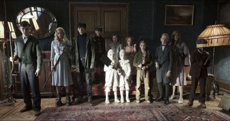 'Miss Peregrines Home for Peculiar Children' von Tim Burton © 20th Century Fox