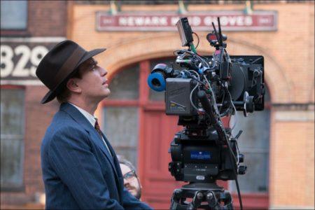 Hauptdarsteller und Regisseur Ewan McGregor auf dem Set von 'American Pastoral' © Ascot-Elite