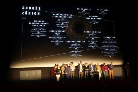 Cadrage 2016: Die automatischen Gewinnerinnen von Succès Zürich © sennhauser