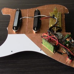 Wilkinson Guitar Pickup Wiring Diagram 1964 Ford Fairlane Ssh Pickguard Pickups  Half Out Of Phase