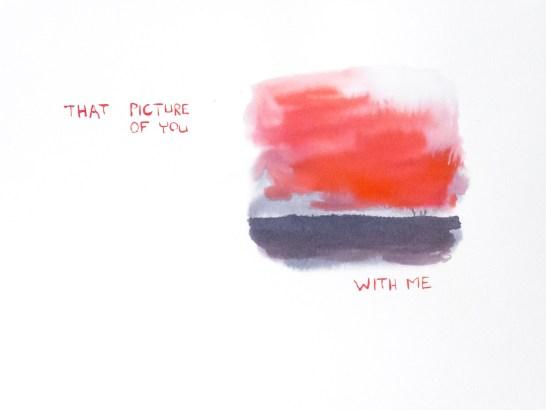 <em>Untitled</em>, 2017, ink on paper, 11 x 15 in.
