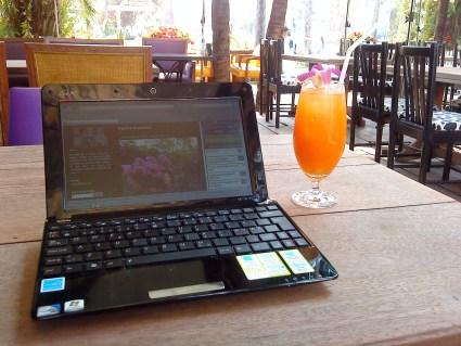 Blogg på Kaffa
