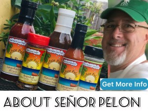 All About Senor Pelon!