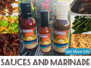 Sauces & Marinades