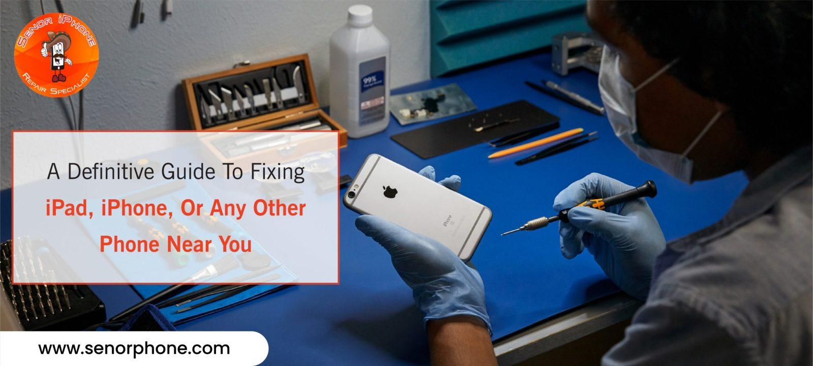 repair my iphone las vegas