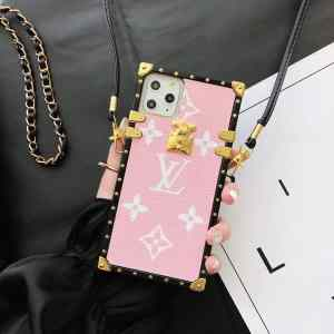 LV Trunk Pink