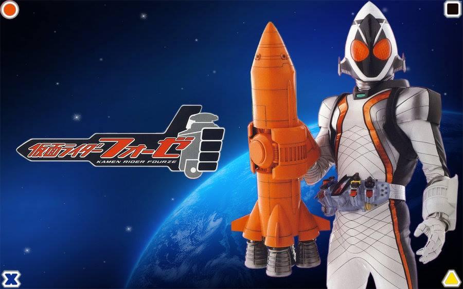 Moda Toku – Kamen Rider Fourze