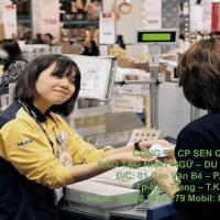 Tất tần tật từ vựng dùng cho công việc tính tiền trong siêu thị, combini