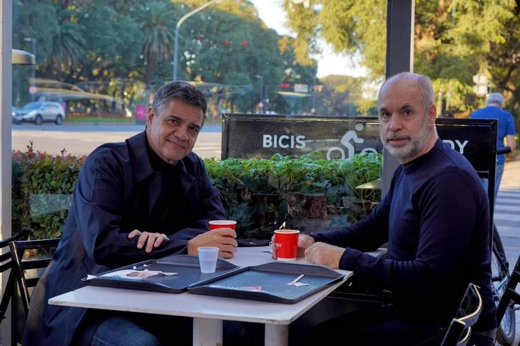 Jorge Macri bajó su candidatura
