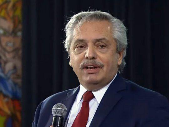 El Presidente arengó a su tropa y criticó a la oposición