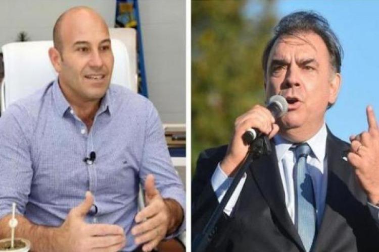 Luis Otero vs. Martiniano Molina, la curiosa interna de los outsiders de Cambiemos en la Tercera Sección Electoral