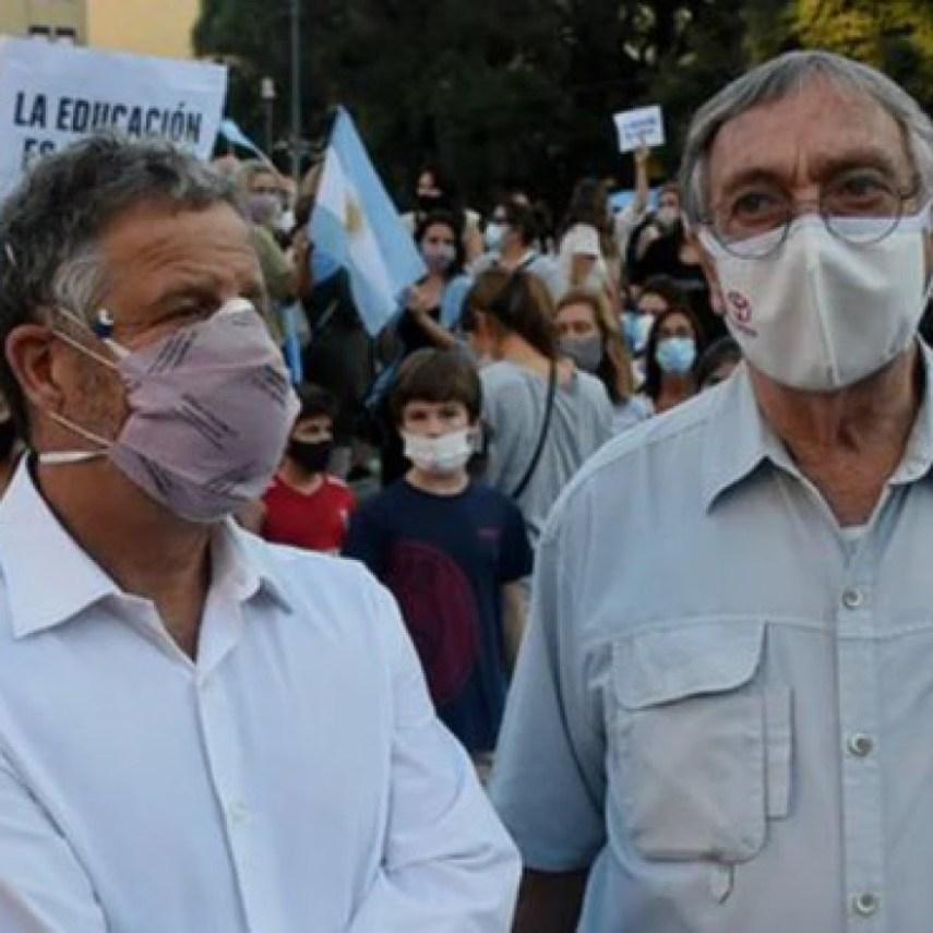 """Rubinstein: """"Larreta arregló con López Murphy para evitar la fuga de votos por derecha"""""""