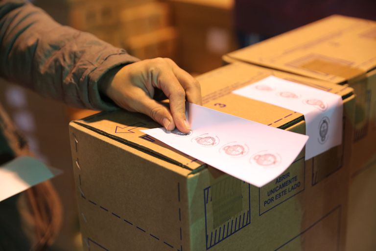 Padrón: más del 60% de los electores están en Buenos Aires, Córdoba, Santa Fe y CABA