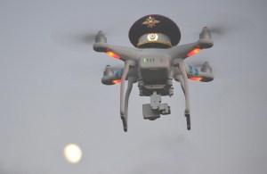 дроны, штраф